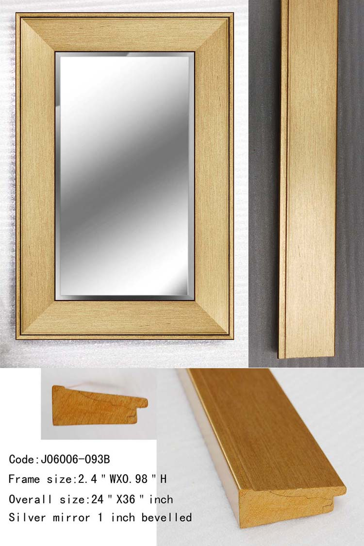 24x36inch gold wall framed dressing mirrors for bathrooms wholesale gold wall frames amipublicfo Image collections