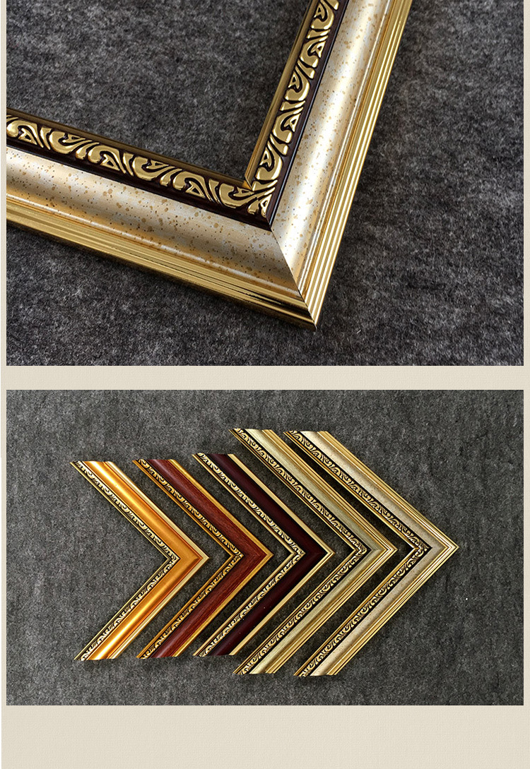Wholesale 1.5inch Customized Picture Frame Mouldings In Lengths,1.5 ...