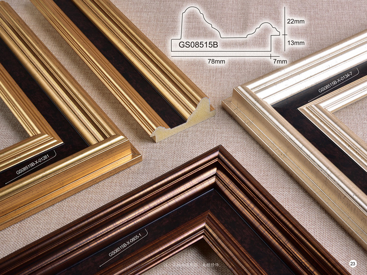 Timber Picture Frame Moulding From China