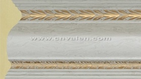 4.7inch Wide Highly Durable Ornate Exterior Door Mouldings