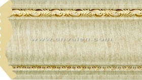 Highly Durable Plastic Crown Molding Styles