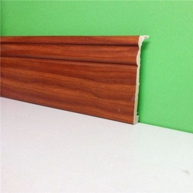 Highly Durable 3.9inch White Skirting Board Styles