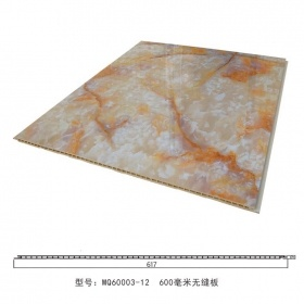Moistureproof WPC Material Wall Panels for Interior Decoration