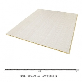 New Decorative Material WPC Wall Panels for Wall Decoration