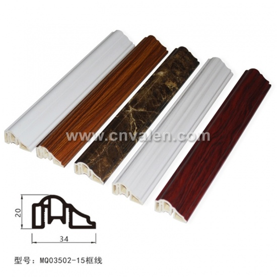 New Environmental Friendly Materials Wall Frame Decoration Pvc