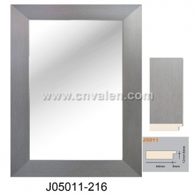Black and White  Different Colors Framed Mirrors