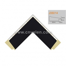 Eco-Friendly High Quality Plastic Photo Frame Mouldings