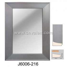 24X36inch Gold Wall Framed Dressing Mirrors for Bathrooms