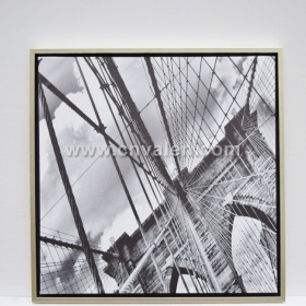 Polystyrene Wall Abstract Canvas Art Oil Painting Picture Frames