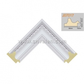 Decorative PS Picture Frame Moulding Framing