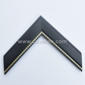 Custom Cherry Picture Frame Polystyrene Frame Mouldings