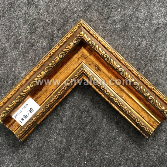 Decorative PS Picture Frame Moulding Framing