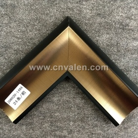 3.15inch Wide Ornate Gold Mirror Picture Framing Mouldings