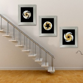 Hot Sell 3D Wall Painting Shadow Box Art Pictures  for Living Room